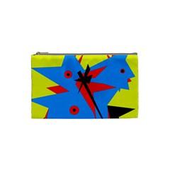 Clock Cosmetic Bag (Small)