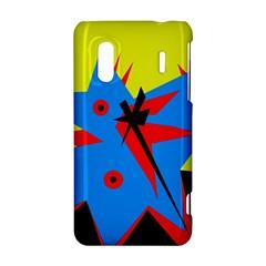 Clock HTC Evo Design 4G/ Hero S Hardshell Case