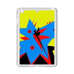 Clock iPad Mini 2 Enamel Coated Cases