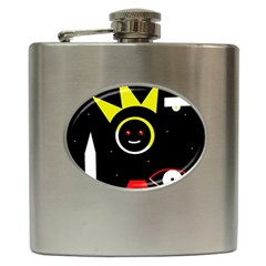 Stay cool Hip Flask (6 oz)