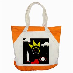 Stay cool Accent Tote Bag