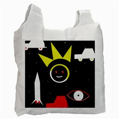 Stay cool Recycle Bag (Two Side)