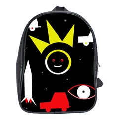 Stay cool School Bags(Large)