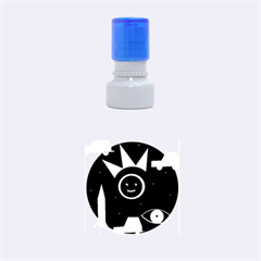 Stay cool Rubber Round Stamps (Small)