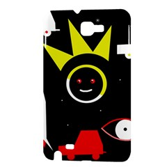 Stay cool Samsung Galaxy Note 1 Hardshell Case