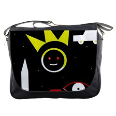 Stay cool Messenger Bags