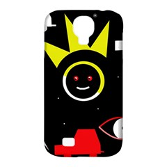 Stay cool Samsung Galaxy S4 Classic Hardshell Case (PC+Silicone)