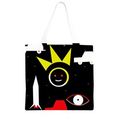 Stay cool Grocery Light Tote Bag