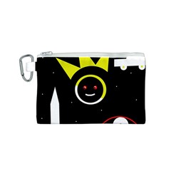 Stay cool Canvas Cosmetic Bag (S)
