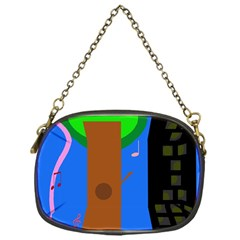 Growing  Chain Purses (One Side)