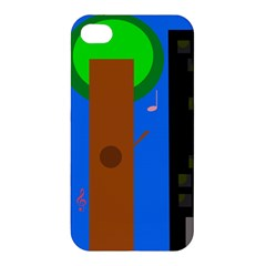 Growing  Apple iPhone 4/4S Hardshell Case