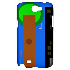 Growing  Samsung Galaxy Note 2 Hardshell Case