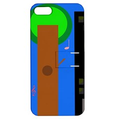 Growing  Apple iPhone 5 Hardshell Case with Stand