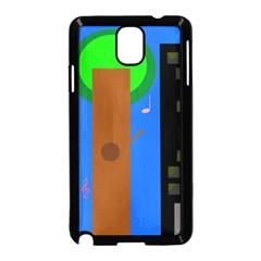 Growing  Samsung Galaxy Note 3 Neo Hardshell Case (Black)