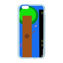 Growing  Apple Seamless iPhone 6/6S Case (Color)