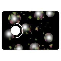 Silver balls Kindle Fire HDX Flip 360 Case