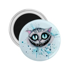 Cheshire Watercolor  2.25  Magnets