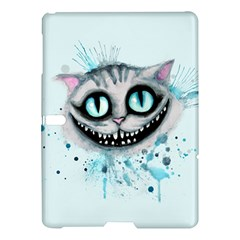 Cheshire Watercolor  Samsung Galaxy Tab S (10.5 ) Hardshell Case