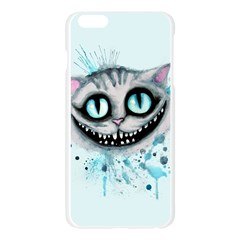 Cheshire Watercolor  Apple Seamless iPhone 6 Plus/6S Plus Case (Transparent)