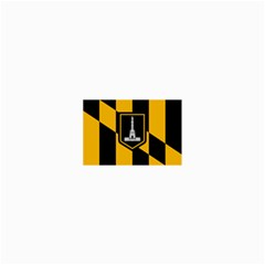 Flag of Baltimore  Collage Prints