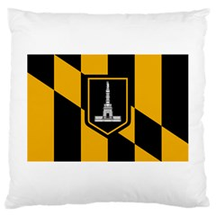 Flag of Baltimore  Large Cushion Case (One Side)