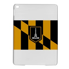 Flag Of Baltimore  Ipad Air 2 Hardshell Cases