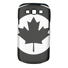 Low Visibility Roundel Of The Royal Canadian Air Force Samsung Galaxy S Iii Classic Hardshell Case (pc+silicone)
