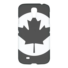 Low Visibility Roundel of the Royal Canadian Air Force Samsung Galaxy S4 I9500/I9505 Hardshell Case