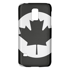 Low Visibility Roundel Of The Royal Canadian Air Force Galaxy S5 Mini
