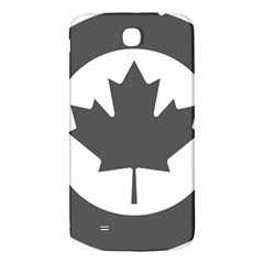 Low Visibility Roundel Of The Royal Canadian Air Force Samsung Galaxy Mega I9200 Hardshell Back Case