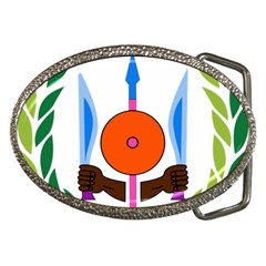 National Emblem of Djibouti  Belt Buckles