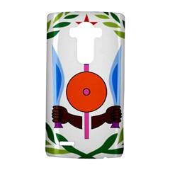National Emblem of Djibouti  LG G4 Hardshell Case