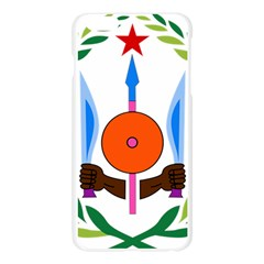 National Emblem of Djibouti  Apple Seamless iPhone 6 Plus/6S Plus Case (Transparent)