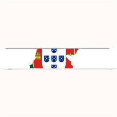 Flag Map Of Portugal Small Bar Mats