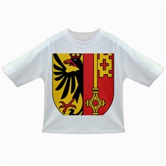 Coat of Arms of Geneva Canton  Infant/Toddler T-Shirts