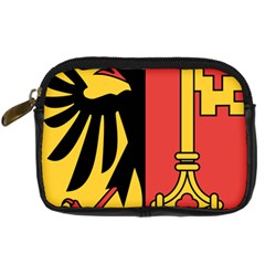 Coat of Arms of Geneva Canton  Digital Camera Cases