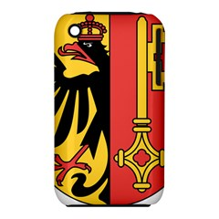 Coat Of Arms Of Geneva Canton  Apple Iphone 3g/3gs Hardshell Case (pc+silicone)