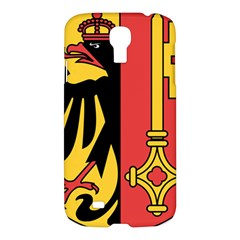 Coat of Arms of Geneva Canton  Samsung Galaxy S4 I9500/I9505 Hardshell Case