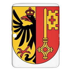 Coat of Arms of Geneva Canton  Samsung Galaxy Tab 3 (10.1 ) P5200 Hardshell Case