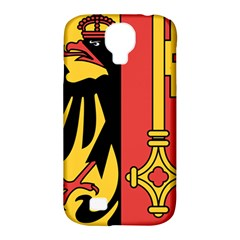Coat of Arms of Geneva Canton  Samsung Galaxy S4 Classic Hardshell Case (PC+Silicone)