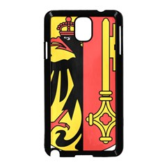 Coat of Arms of Geneva Canton  Samsung Galaxy Note 3 Neo Hardshell Case (Black)