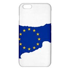 European Flag Map of Cyprus  iPhone 6 Plus/6S Plus TPU Case