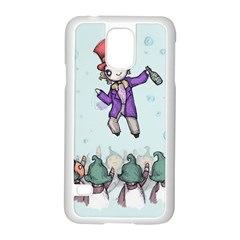 Fizzy Lifting Samsung Galaxy S5 Case (White)
