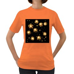 Golden balls Women s Dark T-Shirt