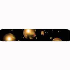 Golden balls Small Bar Mats