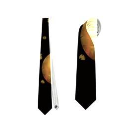 Golden balls Neckties (One Side)