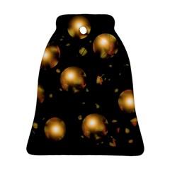Golden balls Ornament (Bell)