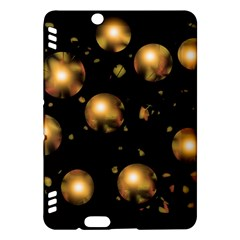 Golden balls Kindle Fire HDX Hardshell Case