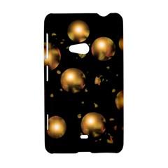 Golden balls Nokia Lumia 625