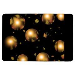 Golden balls iPad Air Flip